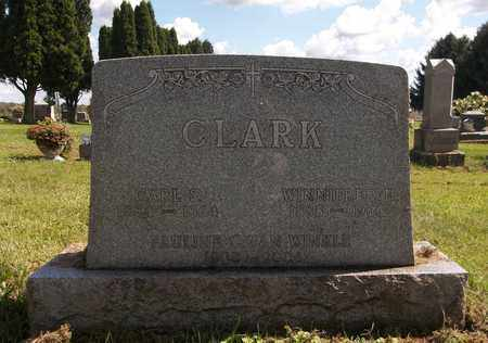 CLARK, CARL S. - Trumbull County, Ohio | CARL S. CLARK - Ohio Gravestone Photos