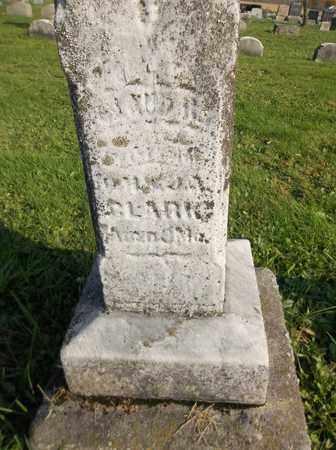 CLARK, CLAUD R. - Trumbull County, Ohio | CLAUD R. CLARK - Ohio Gravestone Photos