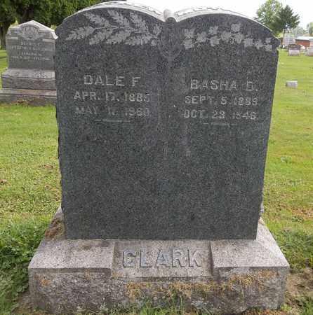 CLARK, DALE F. - Trumbull County, Ohio | DALE F. CLARK - Ohio Gravestone Photos