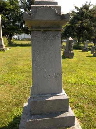 CLARK, SHERMAN - Trumbull County, Ohio | SHERMAN CLARK - Ohio Gravestone Photos