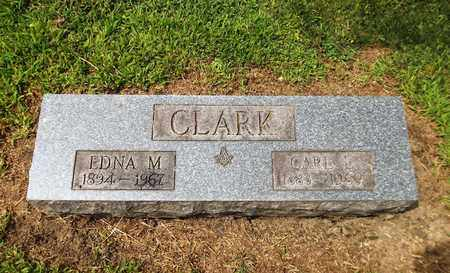 CLARK, CARL L. - Trumbull County, Ohio | CARL L. CLARK - Ohio Gravestone Photos