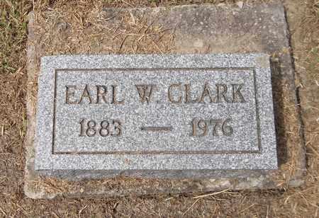 CLARK, EARL W. - Trumbull County, Ohio | EARL W. CLARK - Ohio Gravestone Photos