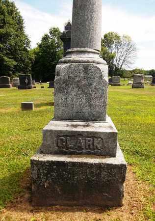 CLARK, ELLEN - Trumbull County, Ohio | ELLEN CLARK - Ohio Gravestone Photos