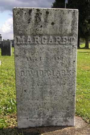 CLARK, MARGARET - Trumbull County, Ohio | MARGARET CLARK - Ohio Gravestone Photos