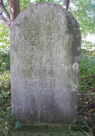 CLARK, SUSAN - Trumbull County, Ohio | SUSAN CLARK - Ohio Gravestone Photos