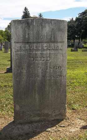 CLARK, SAMUEL - Trumbull County, Ohio | SAMUEL CLARK - Ohio Gravestone Photos