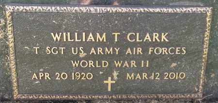 CLARK, WILLIAM T. - Trumbull County, Ohio | WILLIAM T. CLARK - Ohio Gravestone Photos