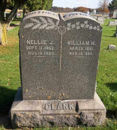 CLARK, NELLIE J. - Trumbull County, Ohio | NELLIE J. CLARK - Ohio Gravestone Photos