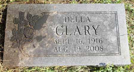 CLARY, DELLA - Trumbull County, Ohio | DELLA CLARY - Ohio Gravestone Photos