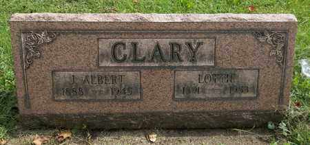 CLARY, LOTTIE - Trumbull County, Ohio | LOTTIE CLARY - Ohio Gravestone Photos