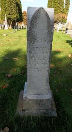 COLE, JOHN B. - Trumbull County, Ohio | JOHN B. COLE - Ohio Gravestone Photos