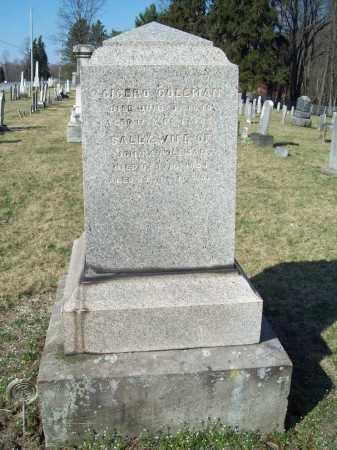 COLEMAN, CICERO - Trumbull County, Ohio | CICERO COLEMAN - Ohio Gravestone Photos