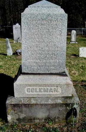 COLEMAN, LAUREN - Trumbull County, Ohio | LAUREN COLEMAN - Ohio Gravestone Photos