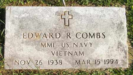 COMBS, EDWARD R. - Trumbull County, Ohio | EDWARD R. COMBS - Ohio Gravestone Photos