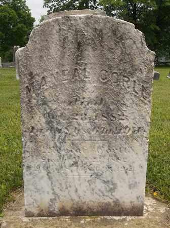 CORLL, MANEAL - Trumbull County, Ohio | MANEAL CORLL - Ohio Gravestone Photos
