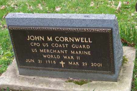 CORNWELL, JOHN M. - Trumbull County, Ohio | JOHN M. CORNWELL - Ohio Gravestone Photos