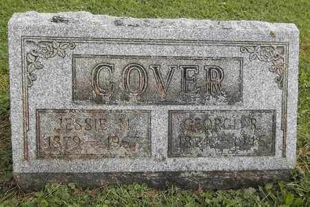 COVER, GEORGE R. - Trumbull County, Ohio | GEORGE R. COVER - Ohio Gravestone Photos