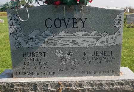 COVEY, HUBERT - Trumbull County, Ohio | HUBERT COVEY - Ohio Gravestone Photos