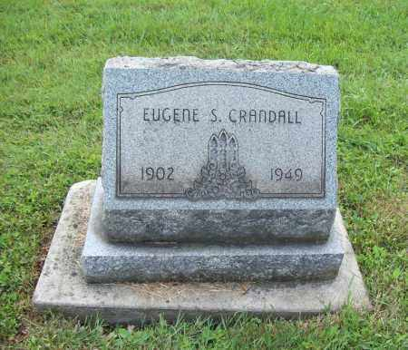 CRANDALL, EUGENE S. - Trumbull County, Ohio   EUGENE S. CRANDALL - Ohio Gravestone Photos