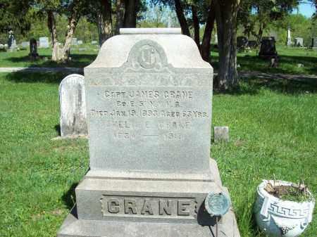 CRANE, JAMES, CAPT. - Trumbull County, Ohio | JAMES, CAPT. CRANE - Ohio Gravestone Photos
