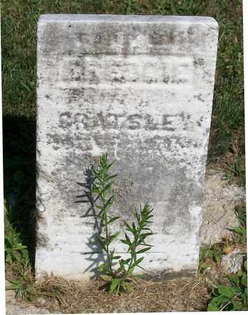 CRATSLEY, FREDDIE - Trumbull County, Ohio | FREDDIE CRATSLEY - Ohio Gravestone Photos