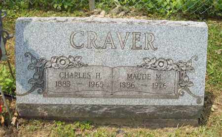 CRAVER, MAUDE M. - Trumbull County, Ohio | MAUDE M. CRAVER - Ohio Gravestone Photos