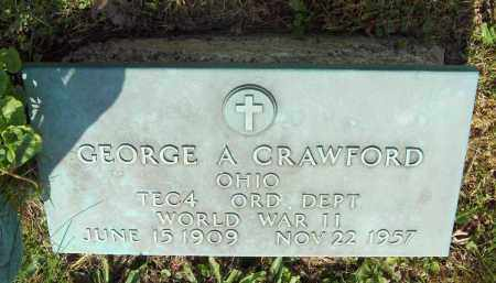 CRAWFORD, GEORGE A. - Trumbull County, Ohio | GEORGE A. CRAWFORD - Ohio Gravestone Photos