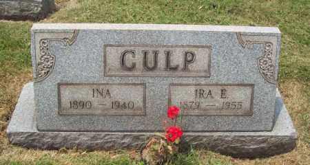 CULP, IRA - Trumbull County, Ohio | IRA CULP - Ohio Gravestone Photos