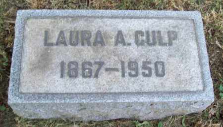 CULP, LAURA A. - Trumbull County, Ohio | LAURA A. CULP - Ohio Gravestone Photos