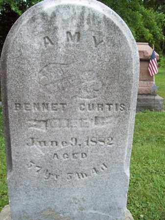 CURTIS, AMY - Trumbull County, Ohio | AMY CURTIS - Ohio Gravestone Photos