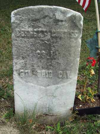 CURTISS, BENNETT - Trumbull County, Ohio | BENNETT CURTISS - Ohio Gravestone Photos