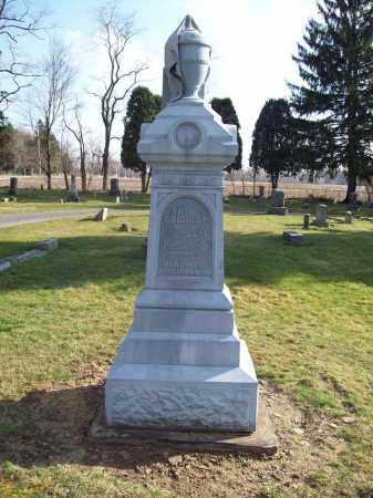 COCHRAN CUSICK, ELIZA - Trumbull County, Ohio | ELIZA COCHRAN CUSICK - Ohio Gravestone Photos