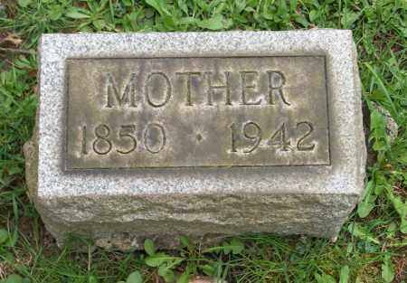 DABNEY, MOTHER - Trumbull County, Ohio | MOTHER DABNEY - Ohio Gravestone Photos