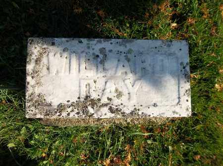DAY, WILLARD - Trumbull County, Ohio | WILLARD DAY - Ohio Gravestone Photos