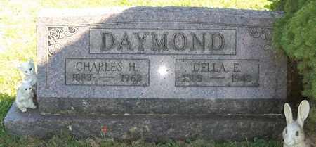 DAYMOND, CHARLES H. - Trumbull County, Ohio | CHARLES H. DAYMOND - Ohio Gravestone Photos