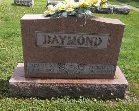 DAYMOND, ALFRED J. - Trumbull County, Ohio | ALFRED J. DAYMOND - Ohio Gravestone Photos