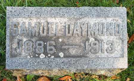 DAYMOND, SAMUEL - Trumbull County, Ohio | SAMUEL DAYMOND - Ohio Gravestone Photos