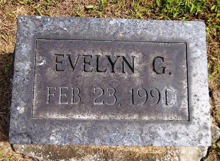DEWITT, EVELYN G. - Trumbull County, Ohio | EVELYN G. DEWITT - Ohio Gravestone Photos