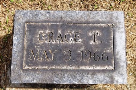 DEWITT, GRACE T. - Trumbull County, Ohio | GRACE T. DEWITT - Ohio Gravestone Photos