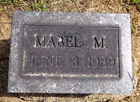 DEWITT, MABEL M. - Trumbull County, Ohio   MABEL M. DEWITT - Ohio Gravestone Photos
