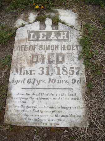 DEYO, LEAH - Trumbull County, Ohio | LEAH DEYO - Ohio Gravestone Photos