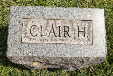 DIFFORD, CLAIR H. - Trumbull County, Ohio | CLAIR H. DIFFORD - Ohio Gravestone Photos