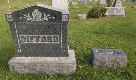 DIFFORD, NETTIE C. - Trumbull County, Ohio | NETTIE C. DIFFORD - Ohio Gravestone Photos