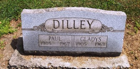 DILLEY, GLADYS - Trumbull County, Ohio | GLADYS DILLEY - Ohio Gravestone Photos