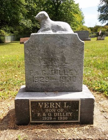 DILLEY, VERN LEROY - Trumbull County, Ohio | VERN LEROY DILLEY - Ohio Gravestone Photos