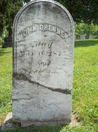 DRENNEN, JOHN - Trumbull County, Ohio | JOHN DRENNEN - Ohio Gravestone Photos