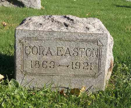 SPRAGUE EASTON, CORA - Trumbull County, Ohio | CORA SPRAGUE EASTON - Ohio Gravestone Photos