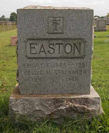 EASTON, EMORY E. - Trumbull County, Ohio | EMORY E. EASTON - Ohio Gravestone Photos