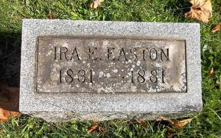 EASTON, IRA E. - Trumbull County, Ohio | IRA E. EASTON - Ohio Gravestone Photos