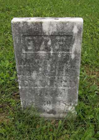ELDRED, EVA H. - Trumbull County, Ohio | EVA H. ELDRED - Ohio Gravestone Photos